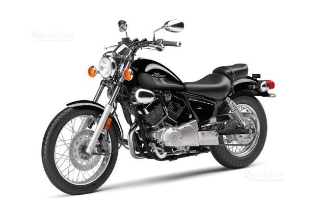 Yamaha XV 250 Virago - 2002