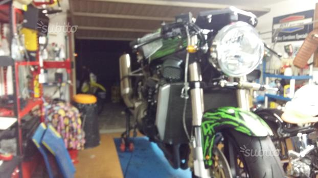 Kawasaki zx12r special