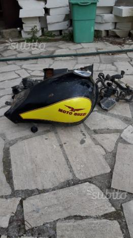 Moto Guzzi Nevada 350 1995