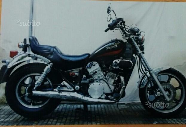 Kawasaki vn 750 del 1986