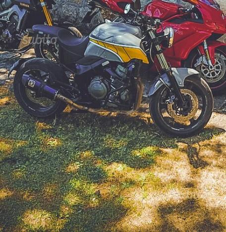 Yamaha TDM 900 - 2003