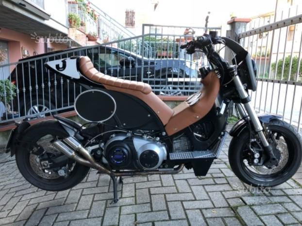 Yamaha T Max 530 - 2008