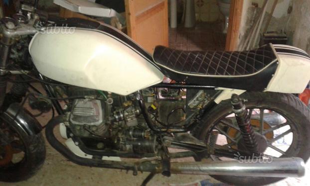 Moto Guzzi V 650
