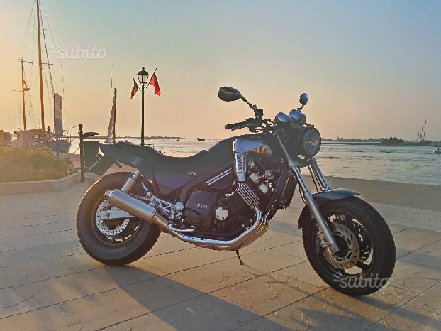 Yamaha Cafè Race, Custom perfetta
