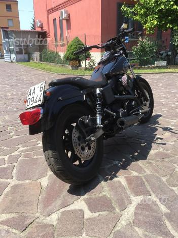 Harley-Davidson Dyna Sport 1340 - 1998