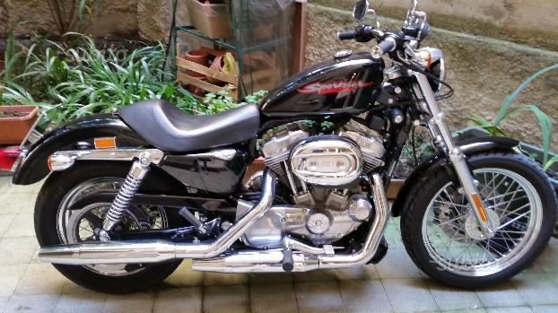 Harley-Davidson Sportster 883 - 2006