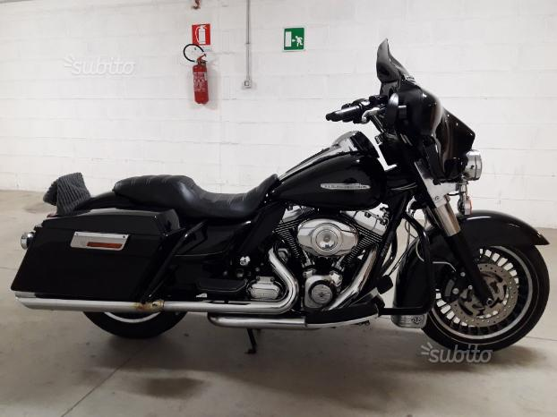 HD Touring ultra limited/street 2011