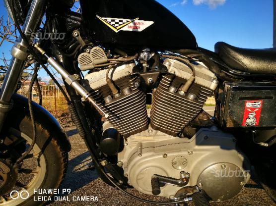 Harley-Davidson Sportster 1200 Sport - XL12 - 2002