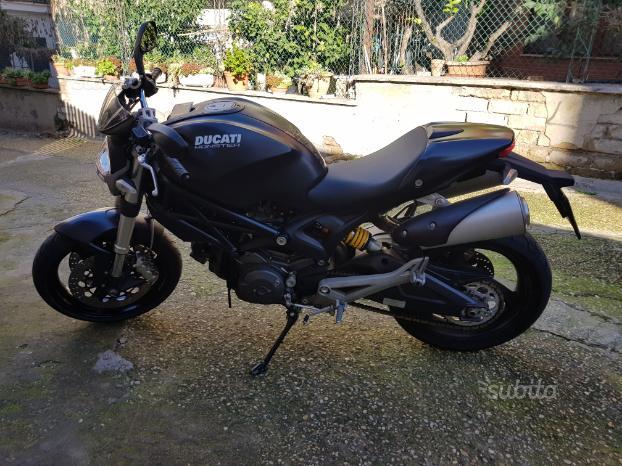 Ducati monster 696 depotenziato
