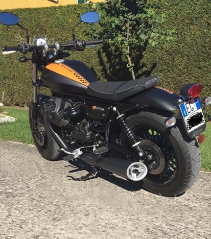 Moto Guzzi B9 bobber