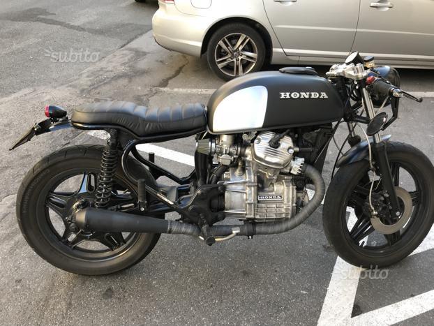 Honda Cx 500 cafè racer