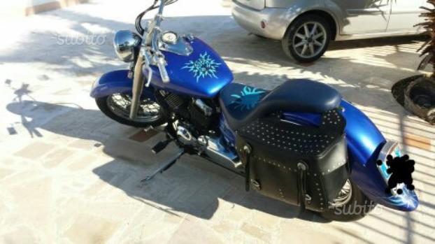 Yamaha dragstar classic