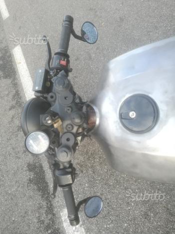 Suzuki gs 550 Special Cafe Racer