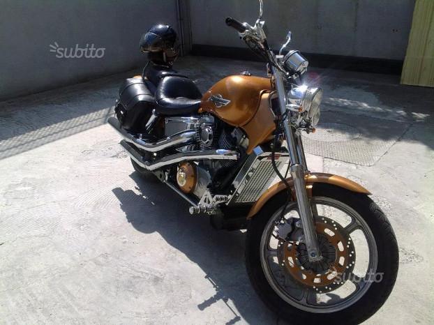 Honda VT 1100 Shadow - 1995