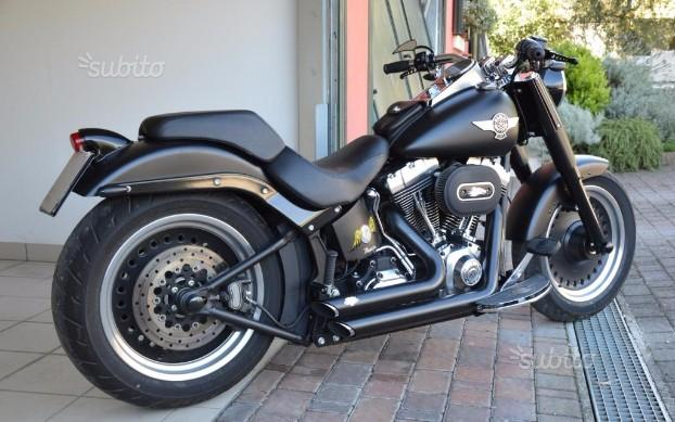 Harley-Davidson Softail Fat Boy Special- 2010