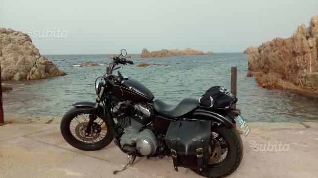 Harley-Davidson Sportster 1200 -Nightster