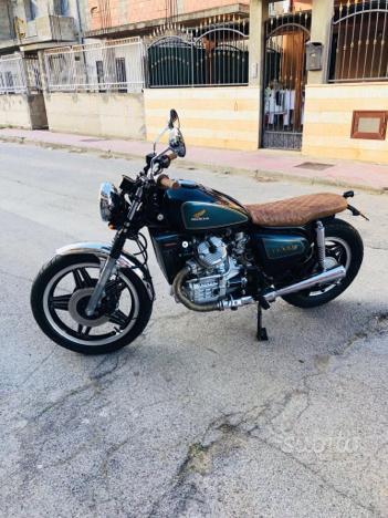 Honda cx 500 c - 1978 rara