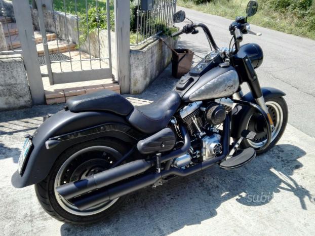 Harley Davidson fat boy special lo