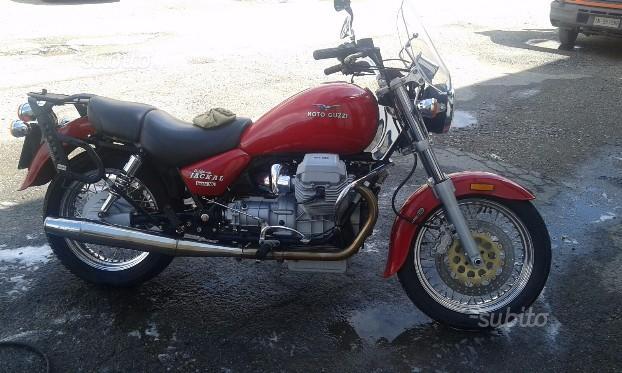 Moto Guzzi California - 2000