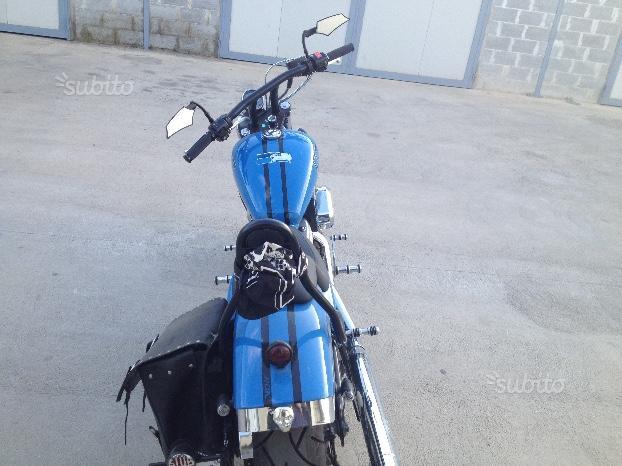 Honda shadow 600 vt