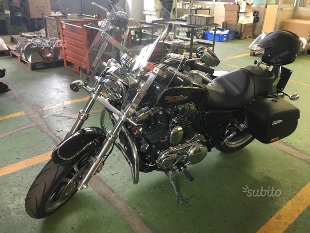 Harley Davidson 1200 superlow