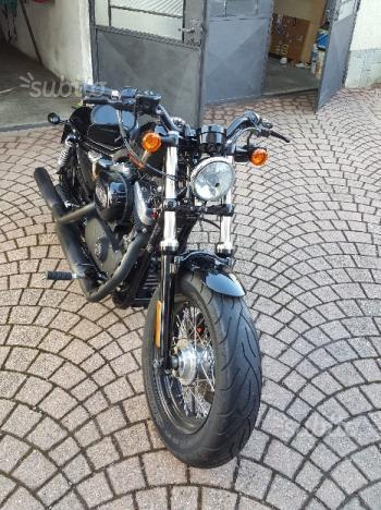 Harley-Davidson Sportster 1200 - 2012