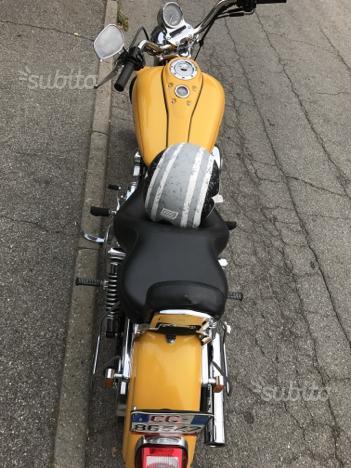 Harley-Davidson Dyna 1450 Super Glide