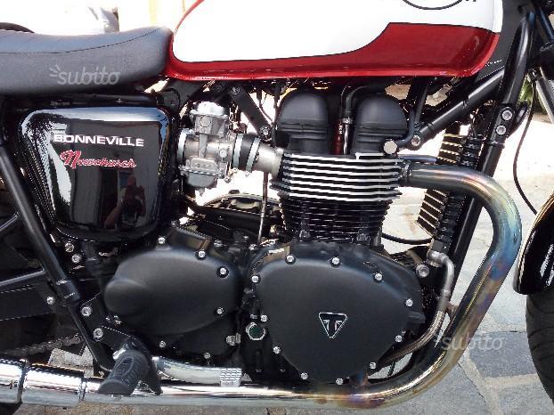 Triumph Bonneville Newchurch Special Edition