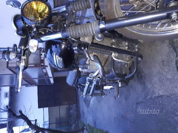 Triumph Scrambler - 2009