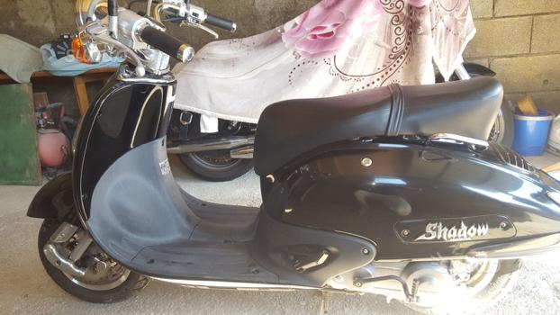 Honda shadow 90 come nuovo