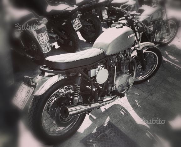 Cafe - Custom Bike - Scrambler - Special
