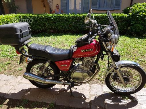 Suzuki Burgman 250 - 1998