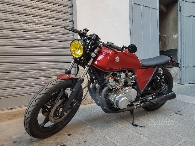 Suzuki GS 550- 1983