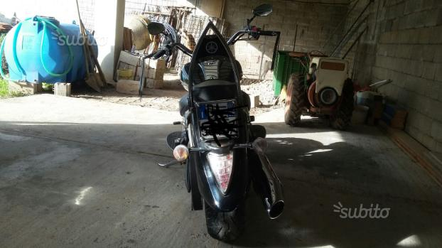 Yamaha XVS 1900 A