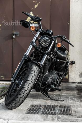 Harley Davidson Forty Eight Sportster Special