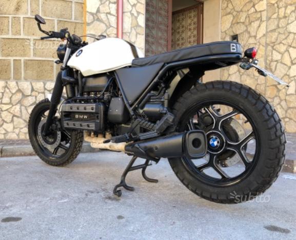 Bmw K100 LT Cafe' Racer - (Asi)