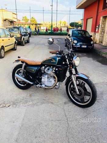 Honda cx 500 c - 1978 rara permuto