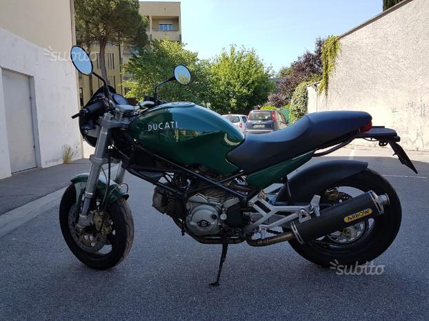 Ducati Monster 600 - 2001
