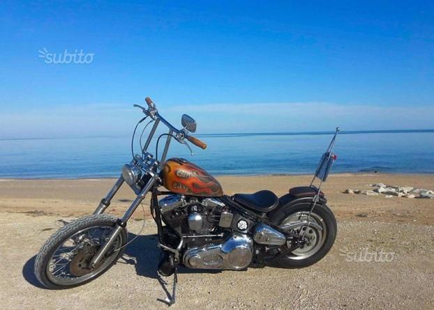 Harley-Davidson Softail Custom - 1997