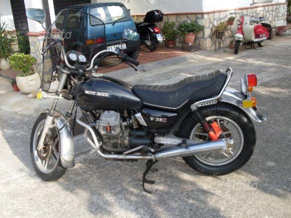 Moto Guzzi California - 1985