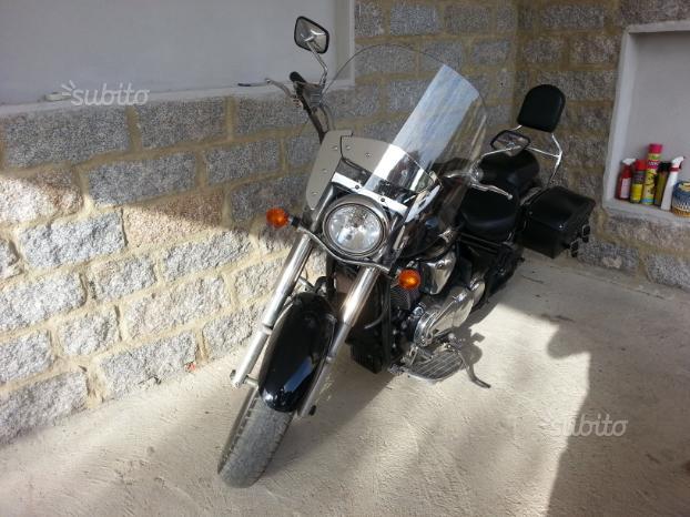 Kawasaki 900vn