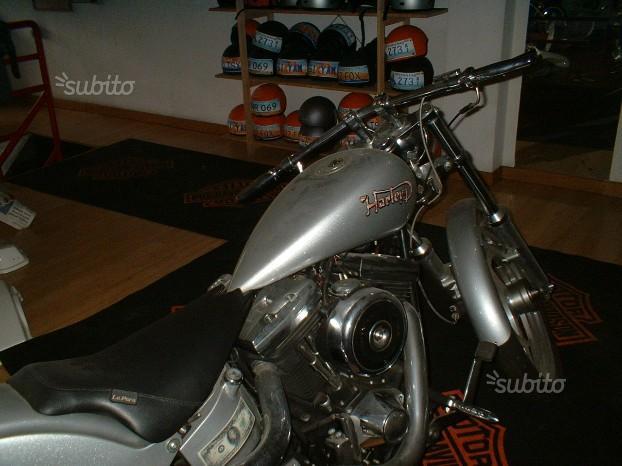 Harley-Davidson Softail Night Train - 2000