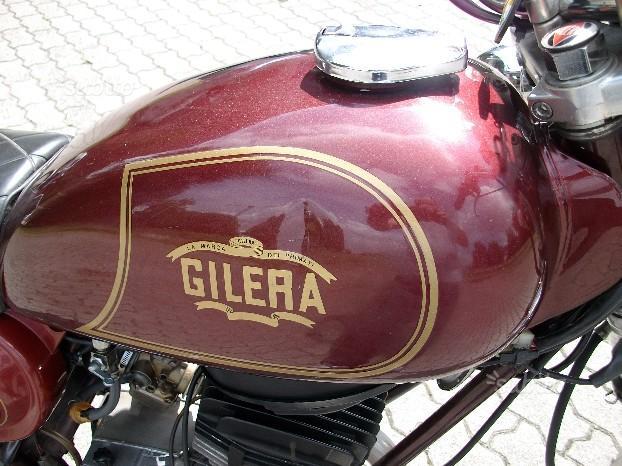 Gilera 125 tg3 - 1985