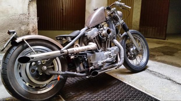 Harley sportster rigido special