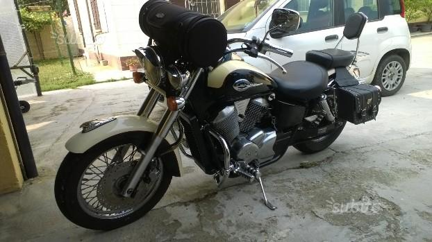 Honda VT 750 Shadow - 2002