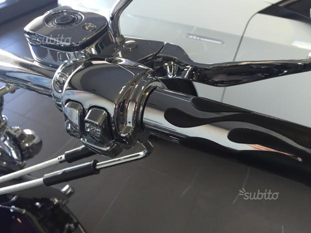 Harley Davidson Road King Custom Paint
