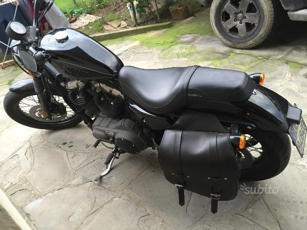 Harley-Davidson Sportster 1200 - 2009