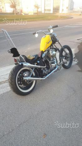 Harley Davidson Fxe Shovelhead 75 51790 | MondoCustom it