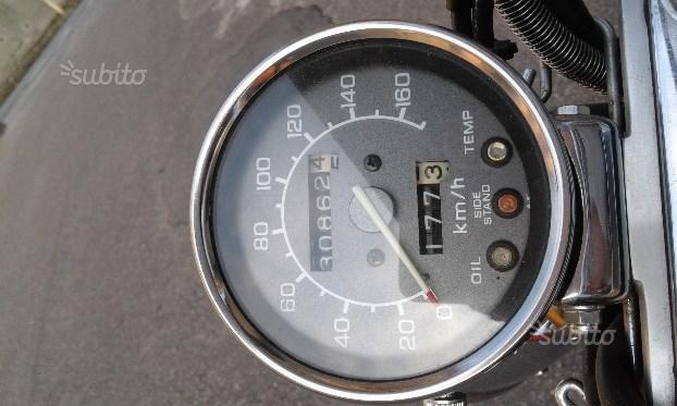 Honda VT 600 Shadow - 1995