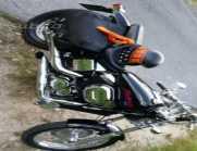 Honda Black widow